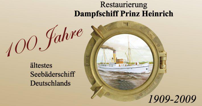 Prinz Heinrich- 100 Jahre